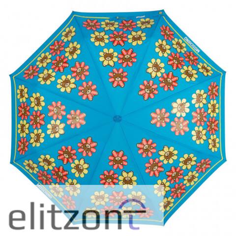 -интернет магазин зонтов, -купить яркий зонт Moschino, -автоматический, -оригиналы брендовых аксессуаров в Москве, -Санкт-Петербурге
