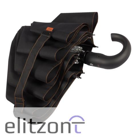 Зонт cкладной M&P С2761-OC Brille Black