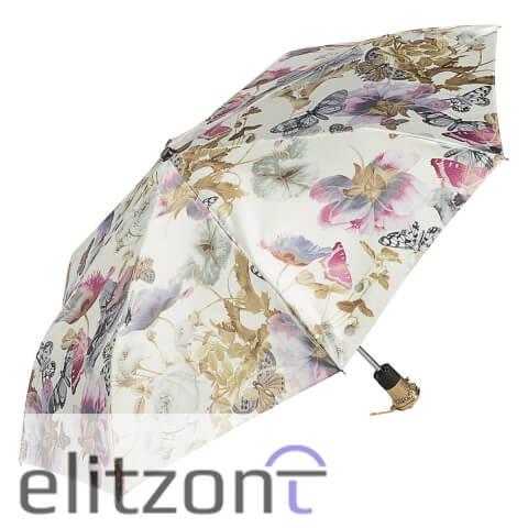 Зонт складной Pasotti Auto Buttefly Lux