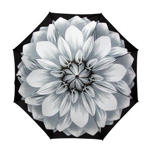 Зонт складной Pasotti Mini Georgin Grigio фото-1