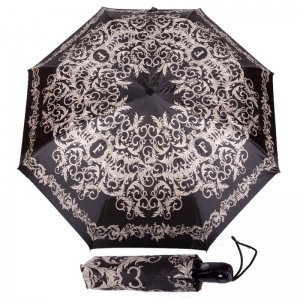 Зонт складной Ferre 300-OC Design Nero фото-1