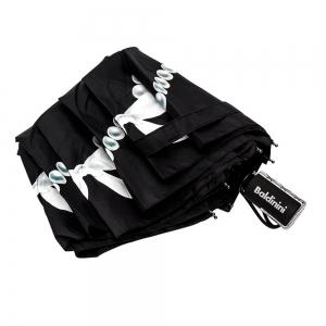 Зонт складной Baldinini 33-OC Perle Black фото-2