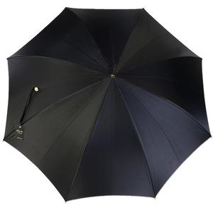 Зонт-трость Pasotti Nero Pois Dossi фото-2