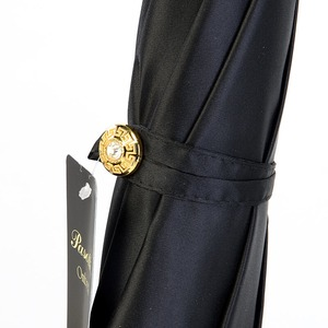 Зонт-трость Pasotti Nero Pois Dossi фото-5