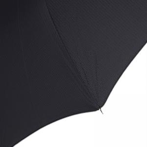 Зонт-трость Pasotti Leone Silver StripesS Black фото-3