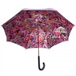 Зонт-трость Pasotti Motivi Viola Dossi фото-2