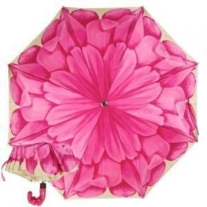 Зонт Складной Pasotti Auto Georgin Rosa Pelle фото-1