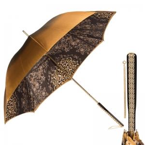 Зонт-трость Pasotti Becolore Gialo Leo Fiore Bella фото-1