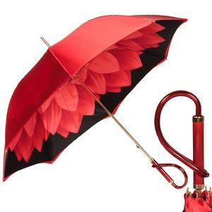 Зонт-трость Pasotti Rosso Georgin Plastica фото-1