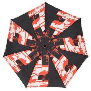 Зонт складной Ferre 5005-OC Micro Rosso фото-1