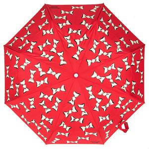 Зонт складной Moschino 7060-OCC Candies Red  фото-1