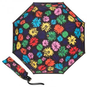 Зонт складной Moschino 8003-OCA Flowers Multi фото-1