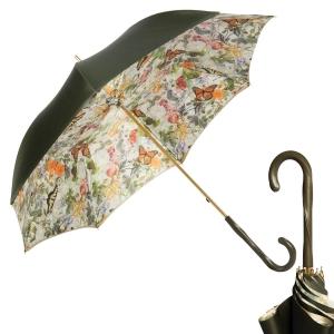 Зонт Трость Pasotti Oliva Butterfly Original фото-1