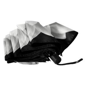 Зонт складной Pasotti Mini Georgin Grigio фото-3