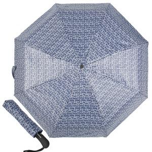 Зонт складной Baldinini 39-OC Logo Blu  фото-1