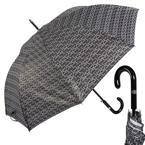 Зонт-трось Baldinini 40-LA Logo Black фото-1