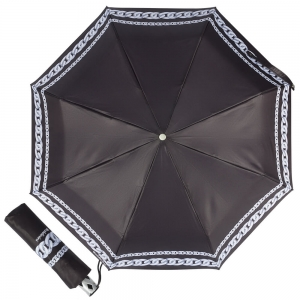 Зонт складной Baldinini 42-OC Catena Silver фото-1