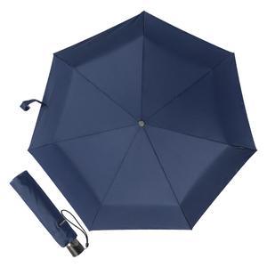 Зонт складной Bugatti 744163003-OC Navi Blu фото-1