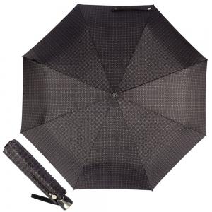 Зонт складной Bugatti 74667007-OC Print Black фото-1