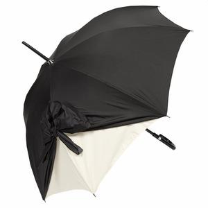 Зонт-трость Chantal Thomass 200-LM Bow Ivory фото-1