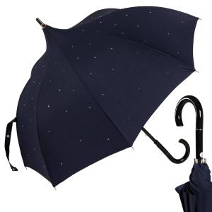 Зонт-трость CT 28-LA Pagoda Strass Blu фото-1