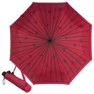 Зонт складной CT 407-OC Arc Bordo фото-1