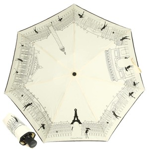 Зонт Складной Chantal Thomass 409-OC Mini  Paris crema фото-1
