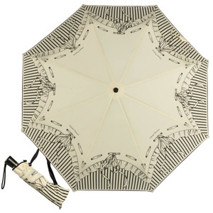 Зонт складной Chantal Thomass 419-OC Noeud Crema фото-1