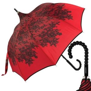 Зонт-трость CT 510-LA Pagode La Primiere Red фото-1
