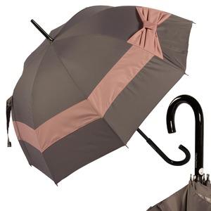 Зонт-трость CT 906-LM Cloche Gris long фото-1