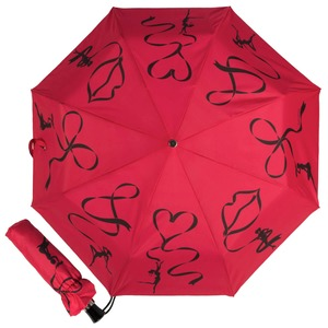 Зонт складной CT 997-AU Gymnaste Red фото-1