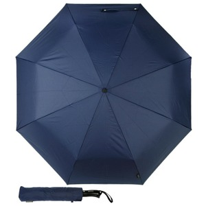 Зонт Складной Emme E317-OC Grave Blue фото-1