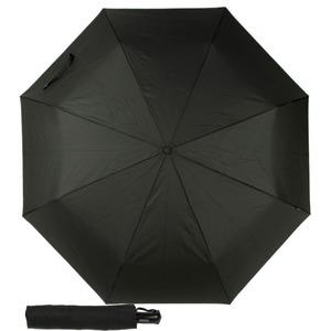 Зонт Складной Emme E317-OC Grave Black фото-1