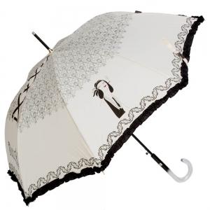 Зонт-трость Emme M382A-LA Burlesque Beige фото-1