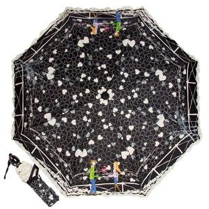Зонт складной Emme M383C-OC Bridge Black фото-1