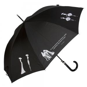 Зонт-трость Emme M385-LA Coco Nero фото-1