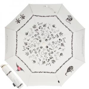 Зонт складной Emme M388-OC Tatoo Beige фото-1