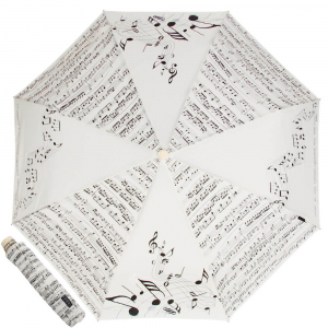 Зонт складной Emme M390A-OC Linea Music Beige фото-1