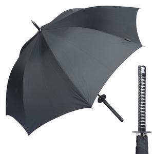 Зонт-трость EMME M399-LA Katana Black фото-1