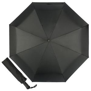 Зонт складной Ferre 3014-OC Classic Black  фото-1