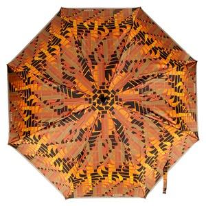Зонт складной Ferre 348-OC Logo Orange  фото-1