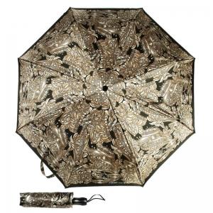 Зонт складной Ferre 351-OC Italian Lavr Silver   фото-1