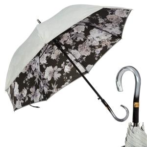 Зонт-трость Ferre 6001-LA Duo Flow Grey фото-1
