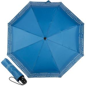 Зонт складной Ferre 6014-OC Line Blu фото-1