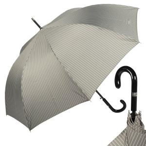 Зонт-трость Ferre 6029-LA Stampato Grey  фото-1