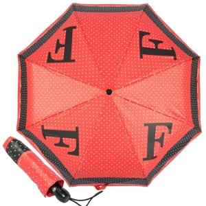 Зонт складной Ferre 6034-OC Pois F Red фото-1