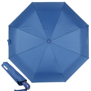 Зонт складной Ferre 7004-OC Mono Blu фото-1