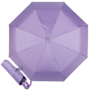 Зонт складной Ferre 7004-OC Mono Lila фото-1