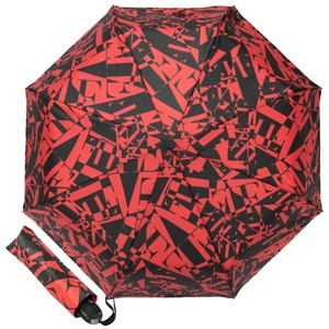 Зонт складной Ferre GR20-OC Spall Red фото-1