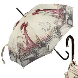 Зонт-трость Guy De Jean 1900-LM Paris Focus long фото-1